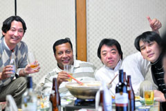 Sayuri Year-End Party 2013