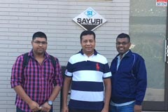 Sayuri's authorized dealer in Suriname, Carbiz Co. Ltd