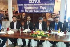 15th Anniversary of DIVA, Mauritius