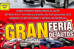 Mass Vehicle Sale in Bolivia on 14th October